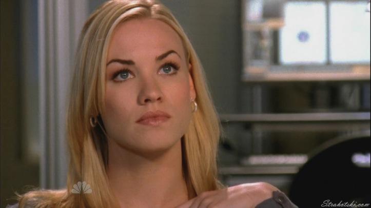Sarah hearing about him sleeping with Hannah