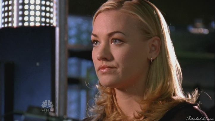 Sarah not comfortable with Chuck lying to Ellie