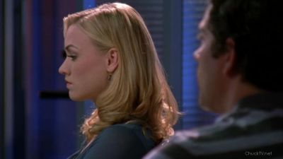 Sarah reminded of what she loved about Chuck