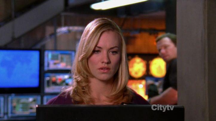 Sarah worried about Chuck