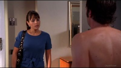 Chuck in trouble with Jill