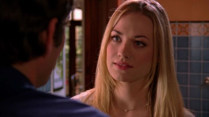 Sarah asking if Chuck was alright