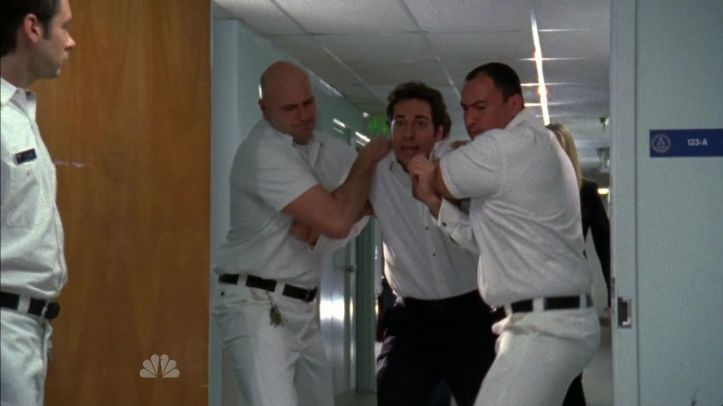 Take Chuck to a mental Ward