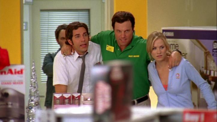 Chuck and Sarah help Casey