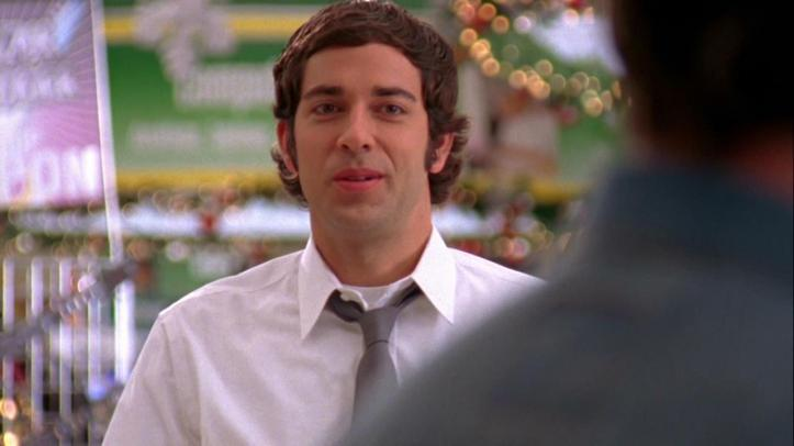 Chuck listening to Ned''s sob story