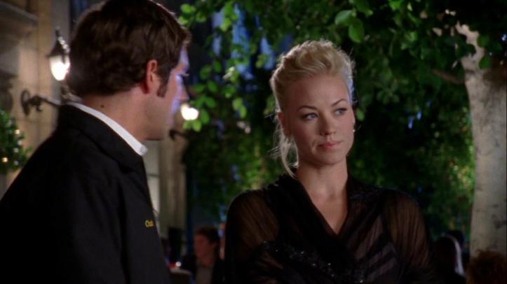 Chuck warning Sarah about the bad man