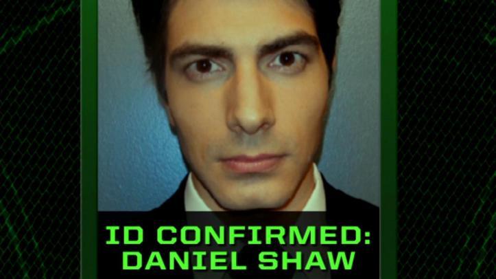Daniel Shaw is alive