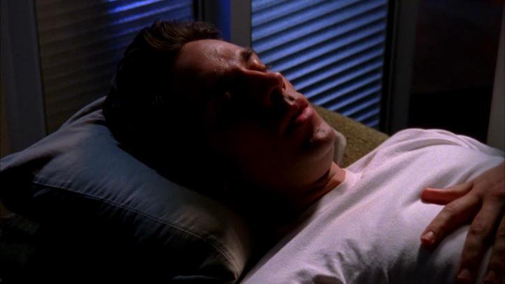Chuck resting