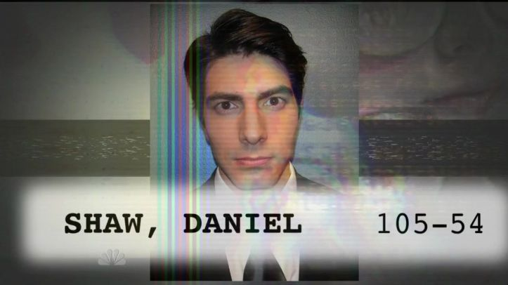 Daniel Shaw i presume