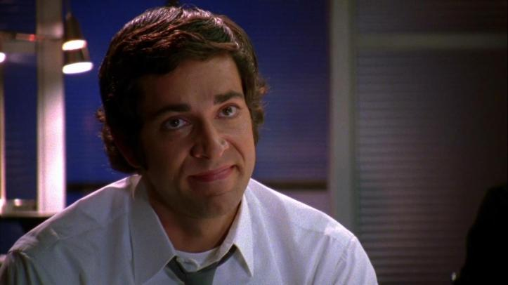 Great timing on the break up Bartowski