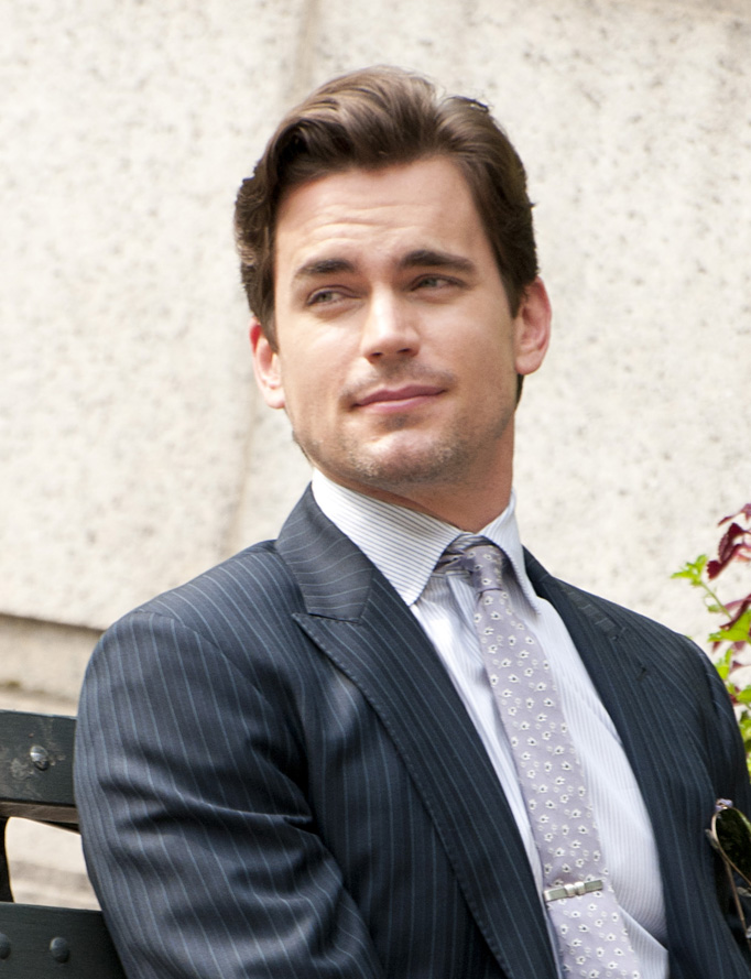 On Location with TV show, 'White Collar' in NYC