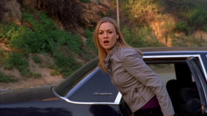 Sarah seeing Chuck in pain