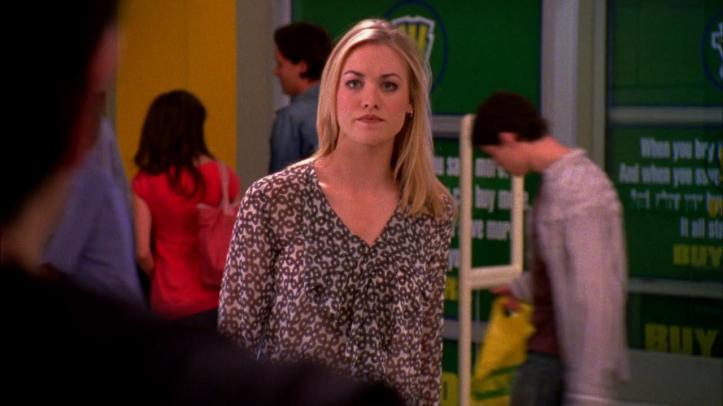 Sarah sees Shaw
