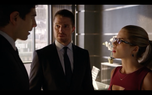 Brandon on arrow