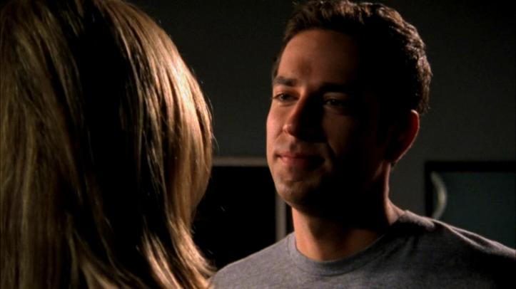 Chuck loves the fact Sarah was living with him