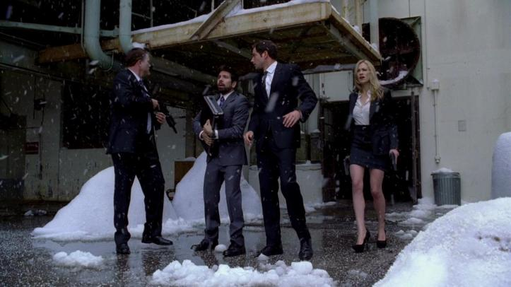 The new Team Bartowski